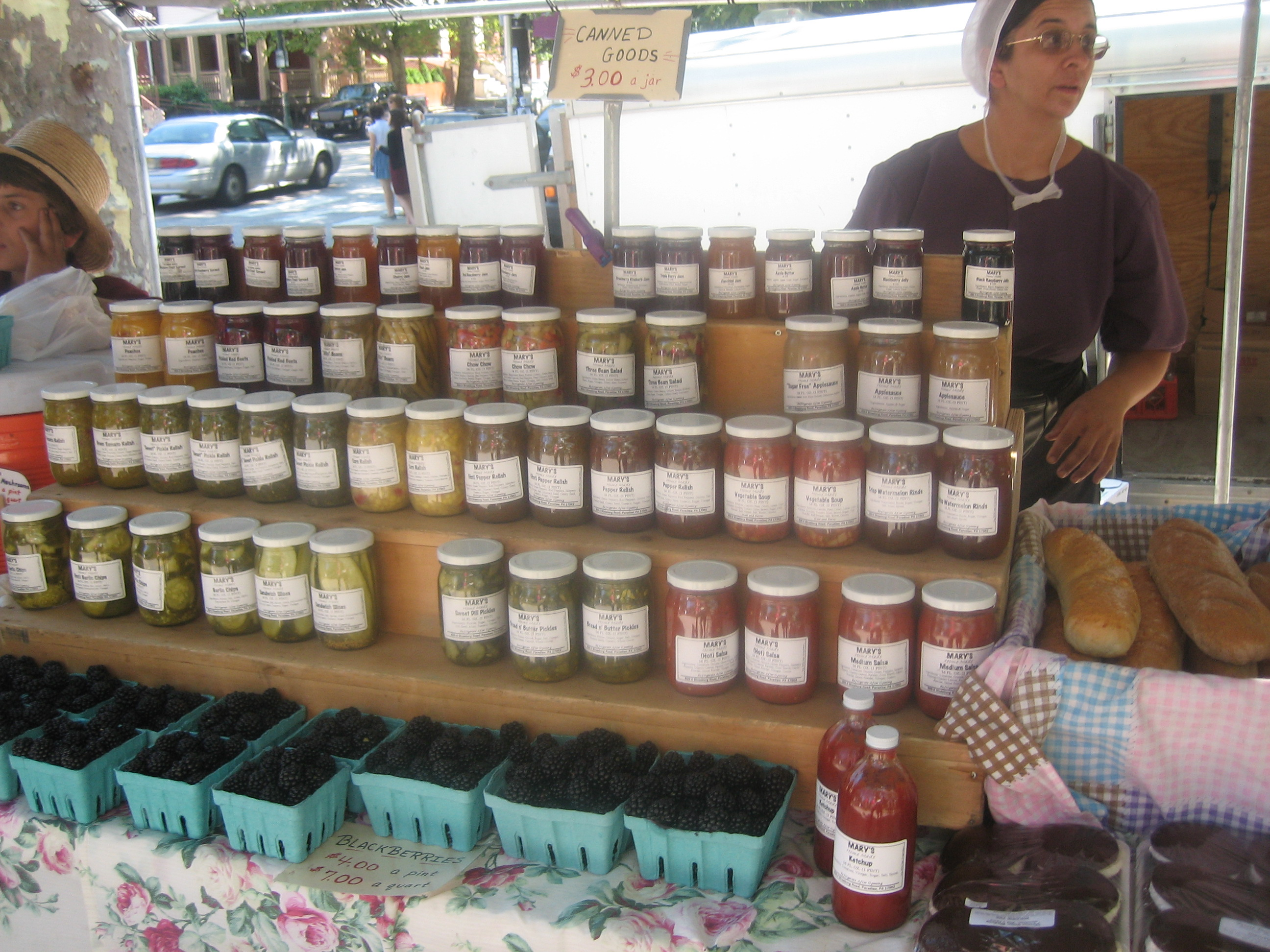 Dutch Square Mall >> On the Road: Philadelphia's Neighborhood Farmers' Markets ...