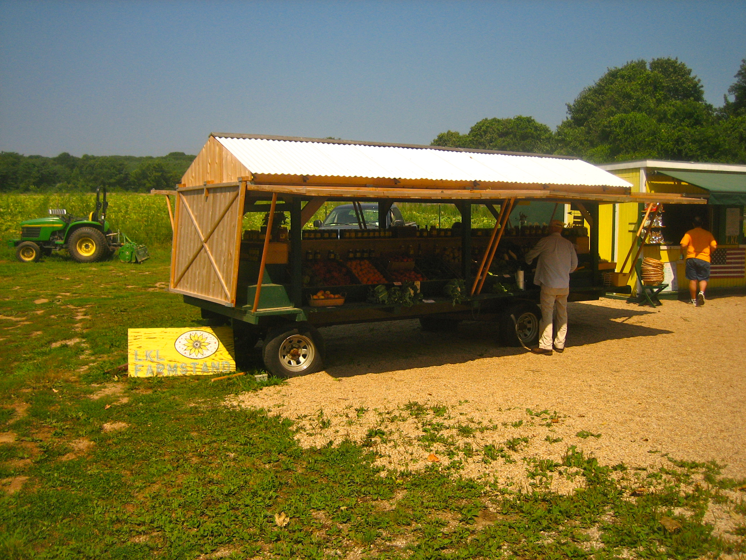 Roadside Stand Designs : Moved permanently
